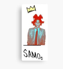 basquiat Canvas Print