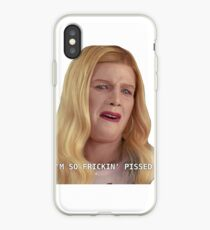 White Chicks -- So Frickin Pissed iPhone Case
