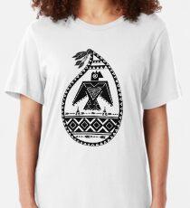 Native American's Blood T-shirt Slim Fit T-Shirt