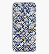 Portuguese glazed tiles iPhone Case