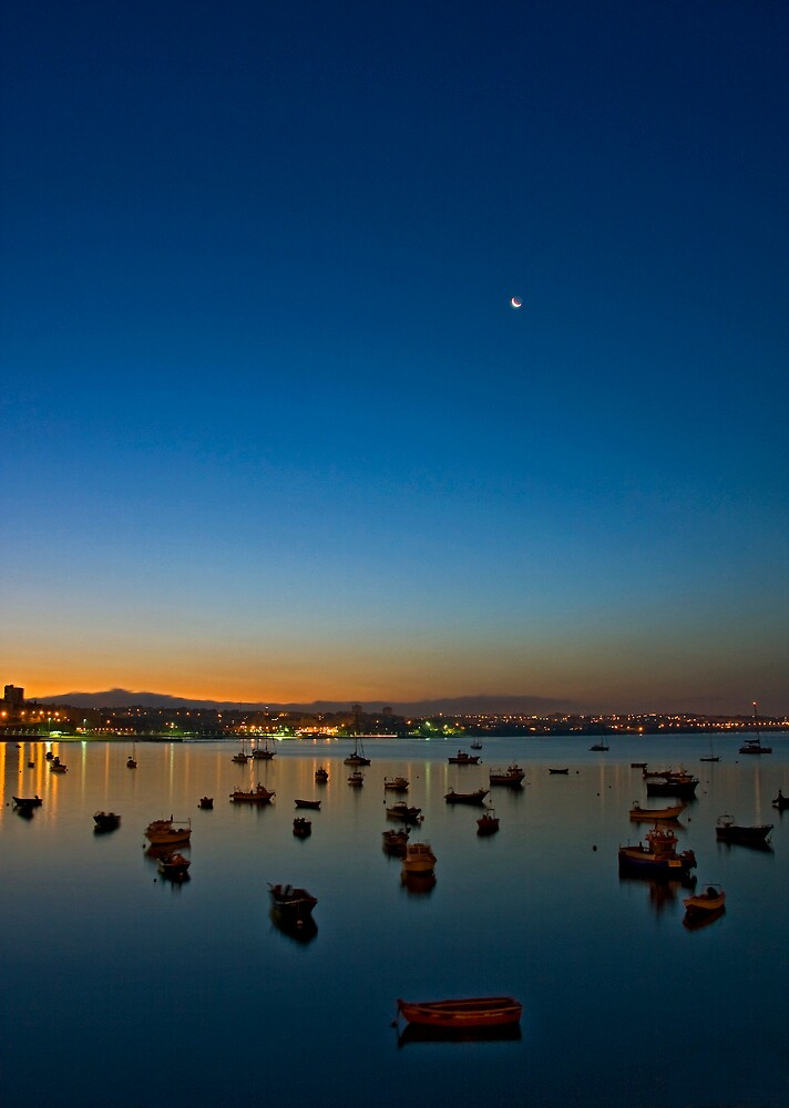 Blue Bay by LMarinho