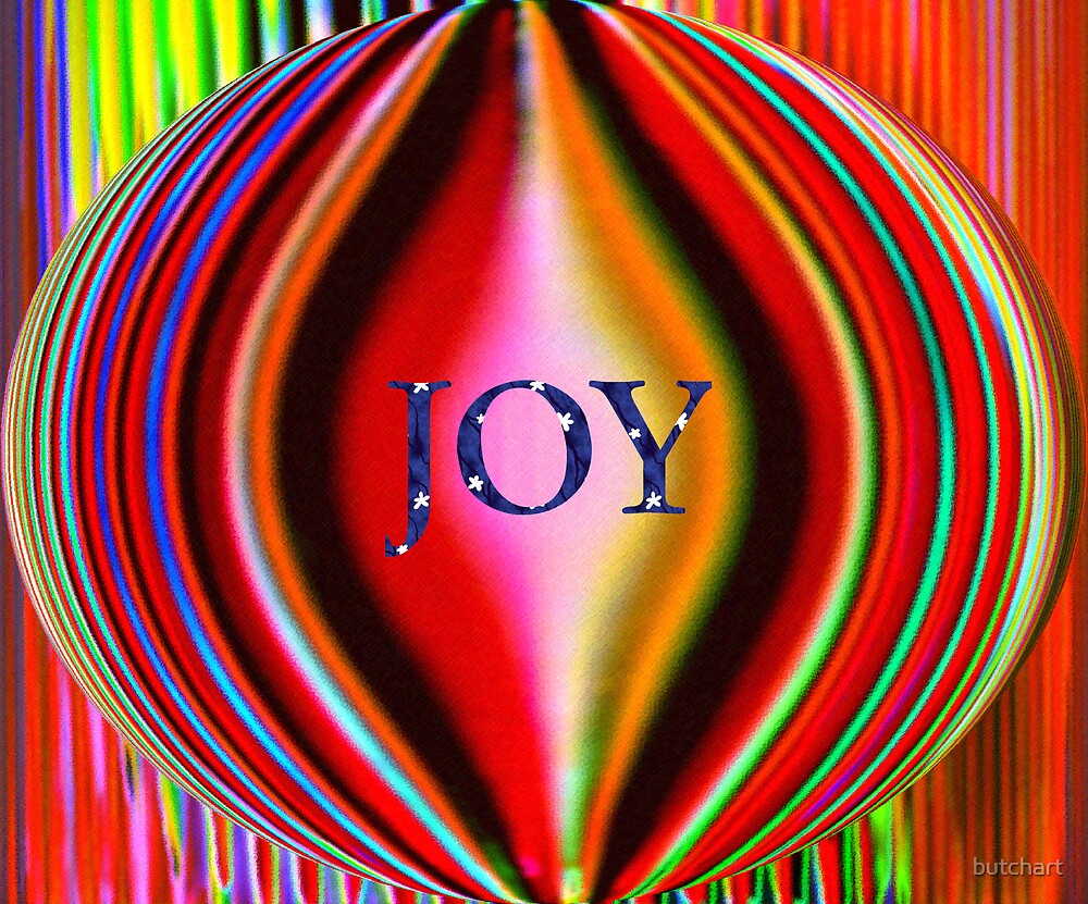 joy by butchart