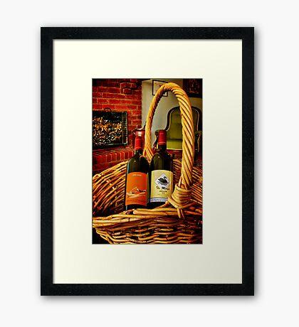"""""""Fruit of the Vine"""" Framed Print"""