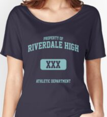 Riverdale Merch ® Riverdale High Archie KJ Apa Women's Relaxed Fit T-Shirt