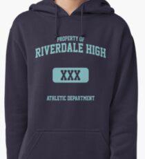 Riverdale Merch ® Riverdale High Archie KJ Apa Pullover Hoodie