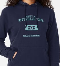 Riverdale Merch ® Riverdale High Archie KJ Apa Lightweight Hoodie