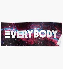 Everybody Cosmos Poster
