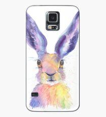 Regenbogenhase Hülle & Klebefolie für Samsung Galaxy