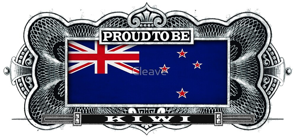 Proud To Be Kiwi by Cleave