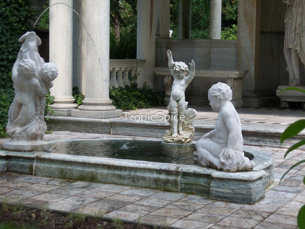 Fountain Sonnenberg by TropicSpice