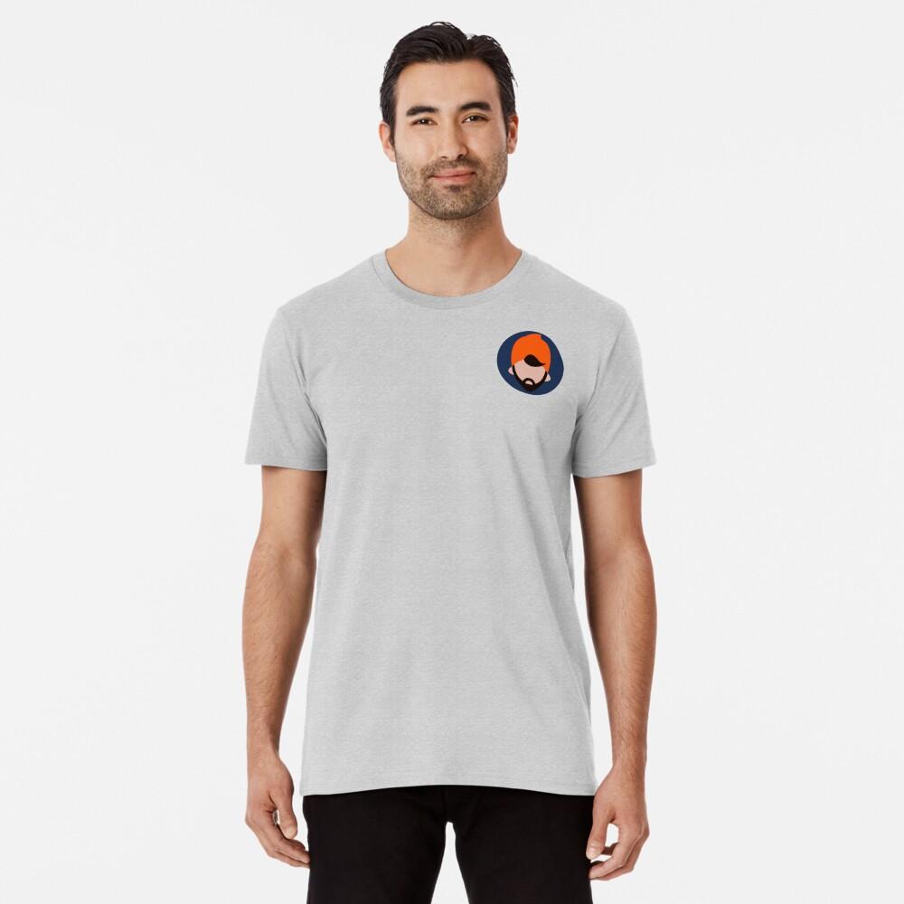Artful Dodge Face Camiseta premium