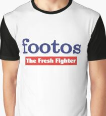 Footos The Fresh Fighter - Shirt Graphic T-Shirt