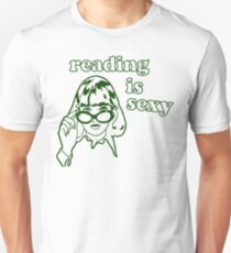 Reading is Sexy Slim Fit T-Shirt