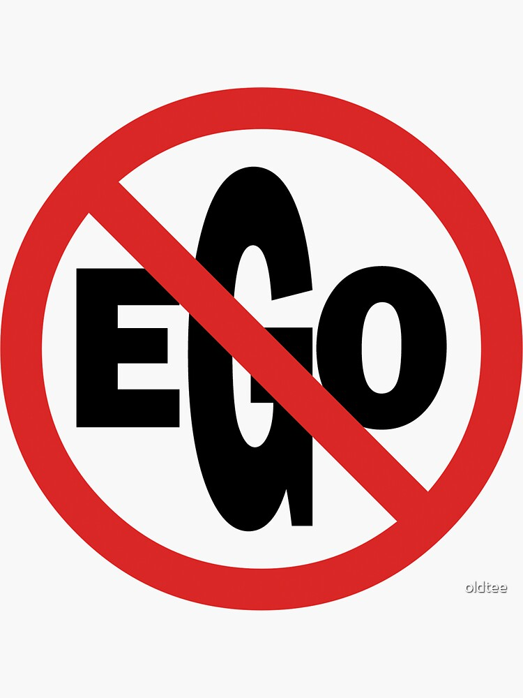 Ban Ego by oldtee