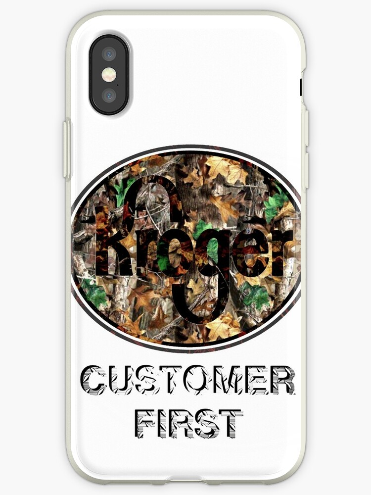 online store 8d13a b7807 'Invisible Kroger Logo' iPhone Case by AndyCorbs
