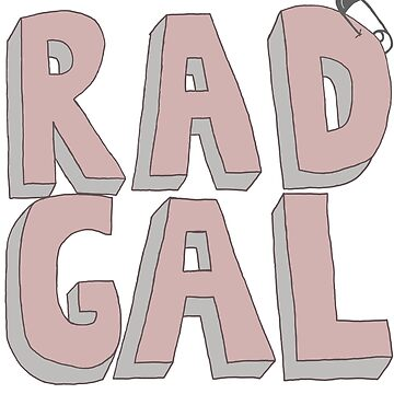 Rad Gal by siyi