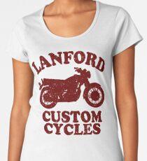 Lanford Custom Cycles Women's Premium T-Shirt