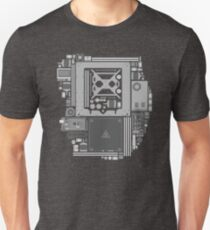 3D Printer Components Cartesian T-Shirt Unisex T-Shirt