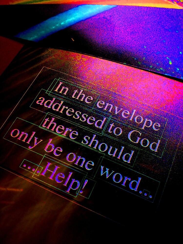 God by lloydwakeling