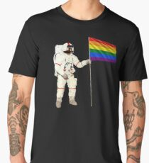 Moon Landing Pride Men's Premium T-Shirt