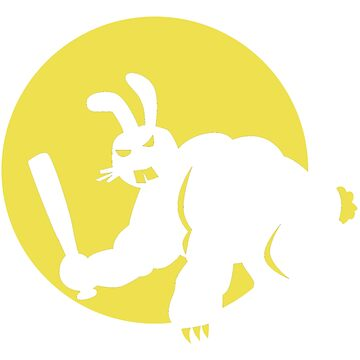 Were Rabbits Baseball by DeadFish