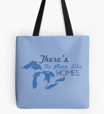 There's No Place Like H.O.M.E.S. Tote Bag