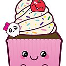So Sweet Cupcake by lilloafdesigns