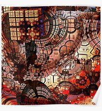 Fractal Art - 3D Mandelbulb Poster