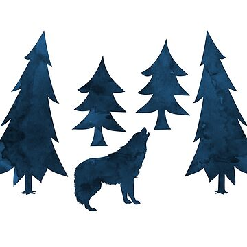 Wolf by TheJollyMarten