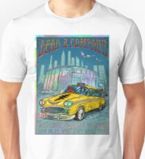 Grateful Dead Madison Square Garden November 12,14 2017 New York City  Unisex T-Shirt