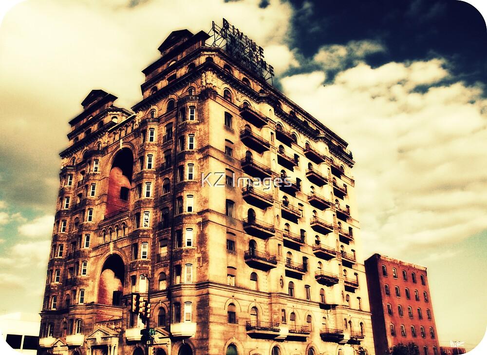 Divine Lorraine Hotel by KZ Images