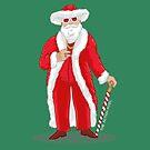 Big Pimpin' Santa by TheActionPixel