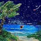 TWAS THE NIGHT BEFORE CHRISTMAS by WhiteDove Studio kj gordon