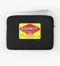 SODOMITE Clothing, Cards, Device Cases, Tote Bags & Home Decor Laptop Sleeve