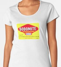 SODOMITE Clothing, Cards, Device Cases, Tote Bags & Home Decor Women's Premium T-Shirt