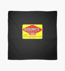 SODOMITE Clothing, Cards, Device Cases, Tote Bags & Home Decor Scarf
