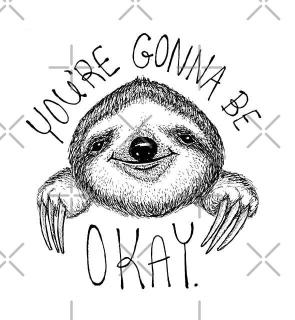 Slothspiration by Jason Castillo