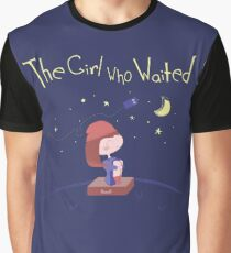 The Girl Who Waited Graphic T-Shirt