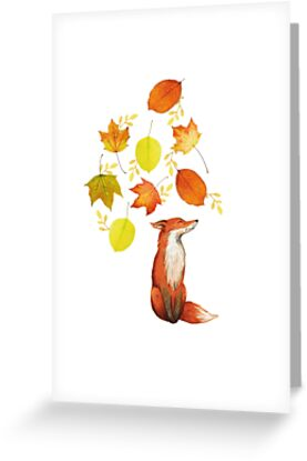 Fall Fox by Heureux Lifestyle
