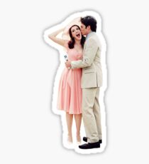 Mia Thermopolis and Nicholas Devereaux Sticker
