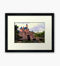 A Castle For You Framed Print