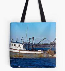 Rusty Vessel Tote Bag