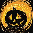 Halloween pumkin by rimadi