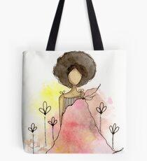 Splotch Girl - Freedom Tote Bag