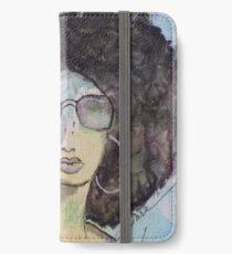 Dope Girl Art iPhone Wallet/Case/Skin