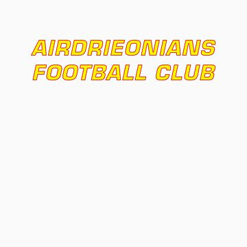 sfafc by Airdrieonians