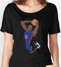 Latrell Sprewell Dunk Women's Relaxed Fit T-Shirt