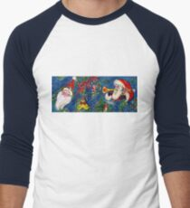 CHRISTMAS NIGHT / SANTA CLAUS BUGLER WITH TOYS T-Shirt