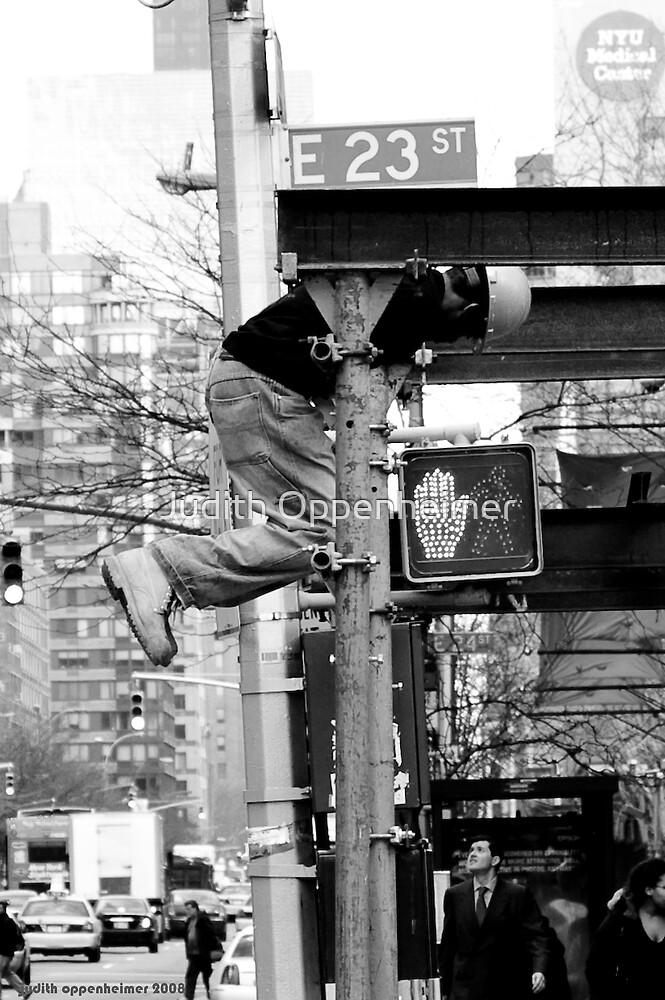 Hang Five by Judith Oppenheimer