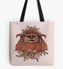 Flower Crown Ludo Tote Bag